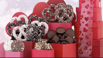 Deanna - Costco Has a Valentine's Day Chocolate Tower