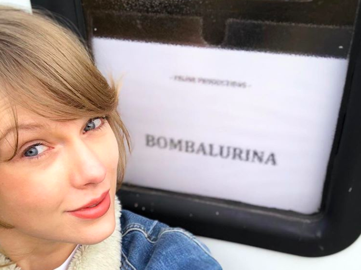 """Taylor Swift Shares Pics, Videos From """"Cats"""" Set, Confirms Character"""
