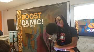 Photos - Boost Da Mic With Bootst Mobile