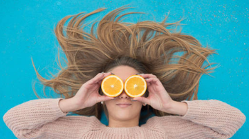 Jana - Oranges can help your eye sight!