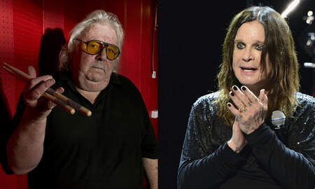 Rock News - Ozzy Osbourne Fulfills Terminally Ill Ex-Drummer's Dying Wish