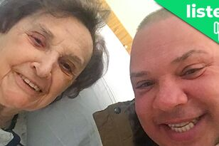 Greg T Visits Grandma Hedy in the Hospital On Her Birthday (Listen)