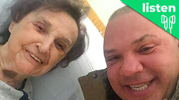 Elvis Duran - Greg T Visits Grandma Hedy in the Hospital On Her Birthday (Listen)