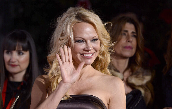 Pam Anderson says porn & play station are ruining men