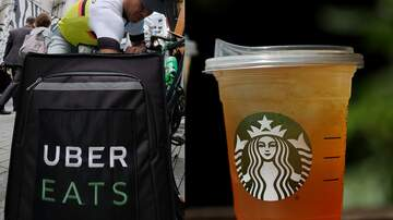 Sabrina - Starbucks Will Now Deliver You Your Coffee Thanks To Uber Eats