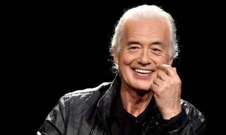 Rock News - Jimmy Page Introduces Guitar Amplifier to Recreate 'Led Zeppelin I' Sound
