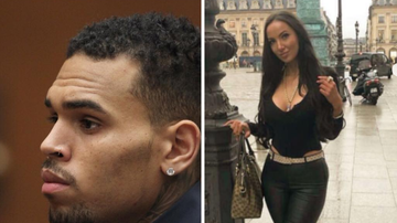 CJ the DJ - Woman denies Chris Browns involvement with rape