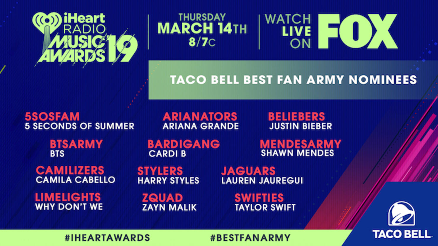 Best Fan Army