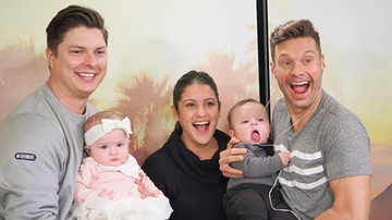 Ryan Seacrest - Sisanie Shares Insightful Twin Mom Tip