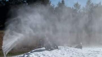 Dusty - Luke Bryan's Snow Machine