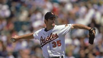 Orioles - Orioles' Pitcher Mike Moose Mussina Named To Baseball Hall Of Fame
