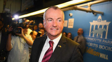 Local News - Governor Murphy Wants New AirTrain at Newark Airport