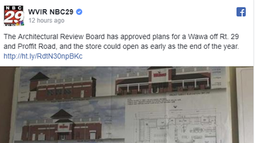 Steve - Cville Gets Wawa - Still No Wawa for the 'Burg