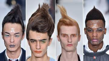 Trevor D in the Morning Show - Trendy New Hairstyle Is . . . Troll Doll Hair