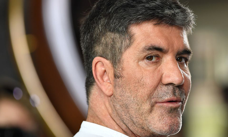 Trending - Simon Cowell Has A New Look And He's Getting Dragged For It
