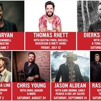 Win 2019 Country Megatickets!