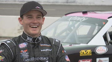 Lori - Virginia Native Will Drive In Monster Energy NASCAR Cup Series Races