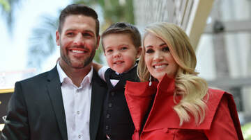 Entertainment News - Pregnant Carrie Underwood & Mike Fisher Welcome A New Puppy To The Family