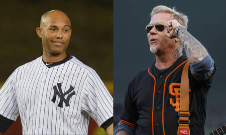 Rock News - Mariano Rivera Refuses to Listen to Metallica, Citing His Religion