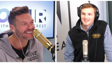 Ryan Seacrest - Ryan Asks Jared Goff's Roomie About Those Girlfriend Rumors