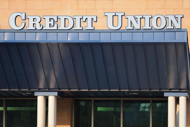 Credit Union Getty RF