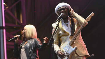 Music News - Nile Rodgers, Chic Offer Free Concert Tickets to Furloughed Fed Workers