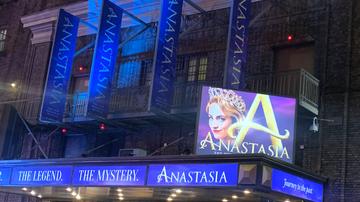 Honey German - Real Review: Anastasia On Broadway