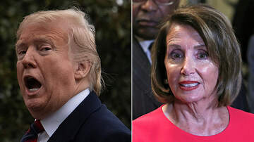 National News - President Trump Says He Will Deliver The State Of The Union, Pelosi Says No