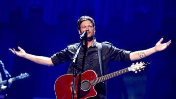 Tige and Daniel - Blake Shelton Putting On Free Show In Nashville
