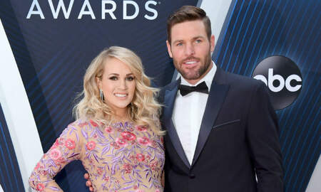 Music News - Carrie Underwood's Husband Mike Fisher Is Officially An American Citizen