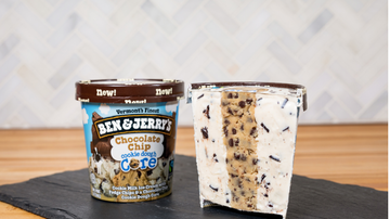 Local News - Ben And Jerry's Launches Cookie Dough Core Flavors