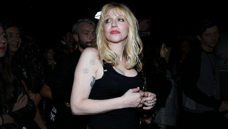 Courtney Love Slams Dave Grohl Over Royalties, Calls Trent Reznor An Abuser
