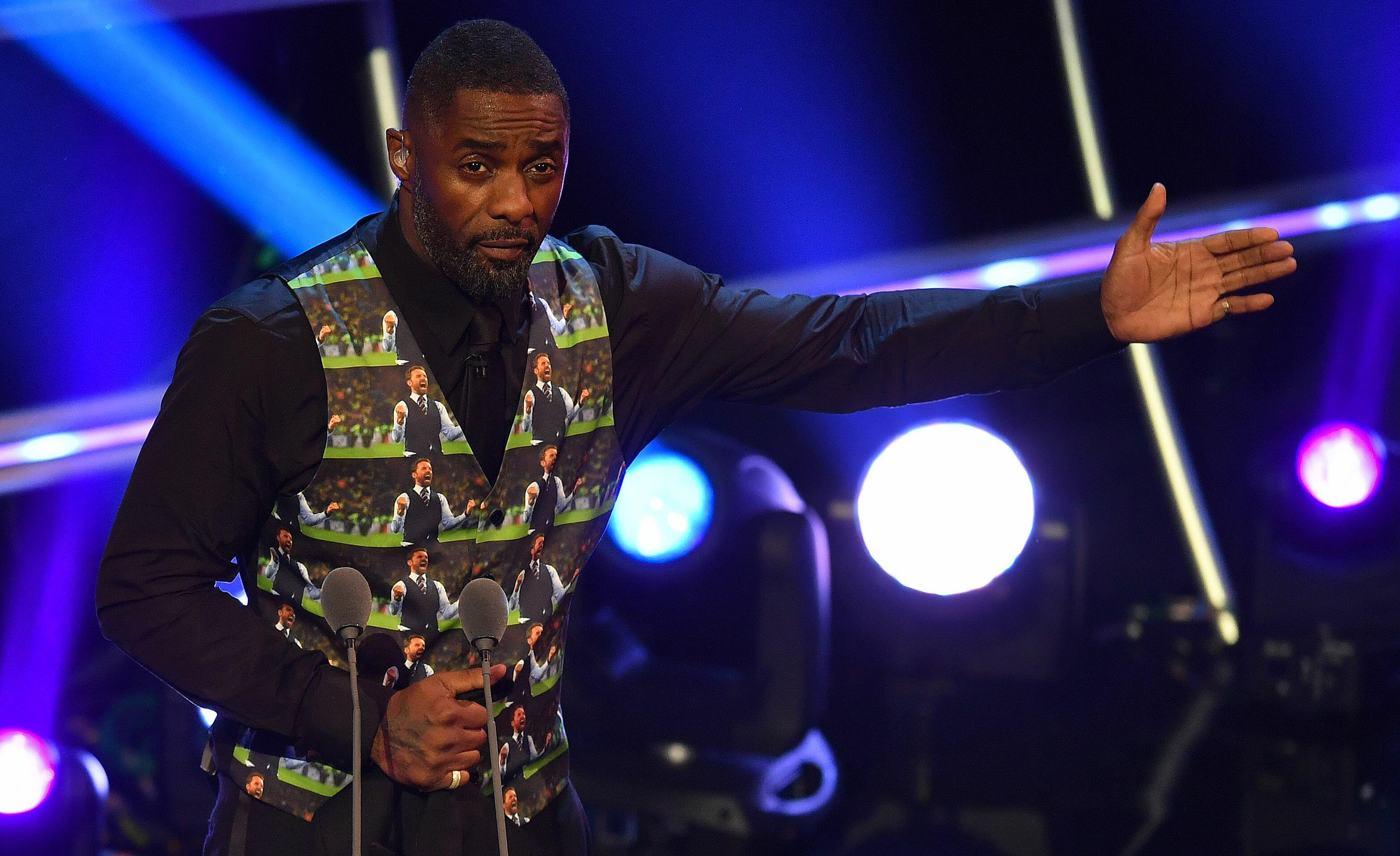 Flipboard: Idris Elba drops a verse on new song with Wiley