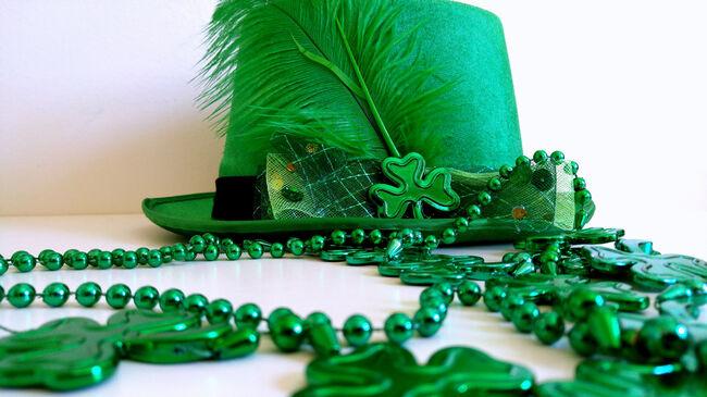 St. Patrick's Day Getty RF