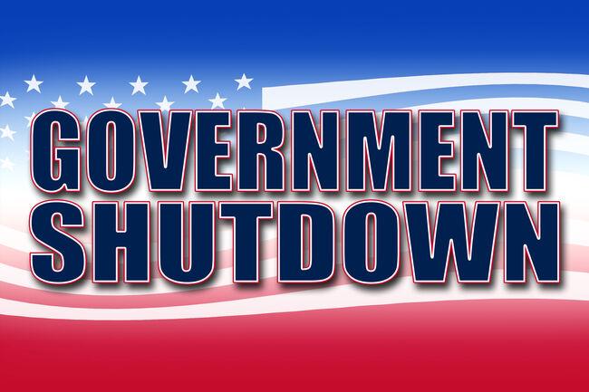 Government Shutdown Getty RF