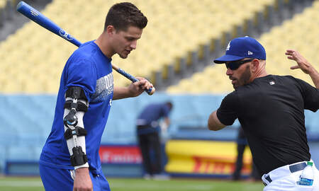 Sports News - Will Corey Seager Be Ready For Opening Day?