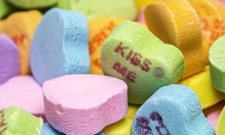 Marty and Jodi in the Morning - SAD!  Conversation Hearts Won't Be on Sale This Valentine's Day