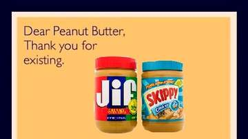 THE  Z  MAN - Happy National Peanut Butter Day!