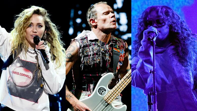 Red Hot Chili Peppers to perform with Post Malone at the Grammys
