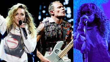 Tony Martinez - Miley Cyrus, Red Hot Chili Peppers se unen a los Grammy 2019