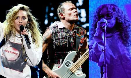 En tendencia - Miley Cyrus, Red Hot Chili Peppers se unen a los Grammy 2019