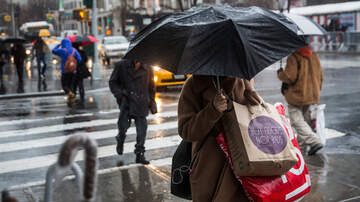 Local News - Possible Flooding and Heavy Rain Expected In NYC