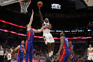Pistons Hold Off Pelicans 98-94