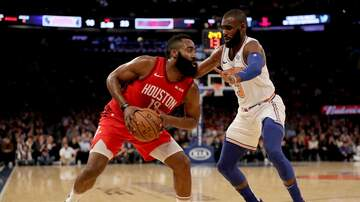 Talking Rockets w/ Ben DuBose - Madison Square Harden: MVP Puts on Record Show