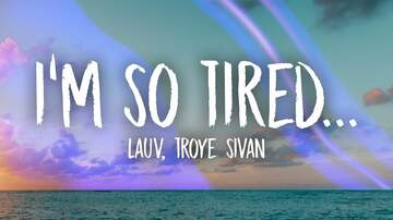 Lindsey Marie - LISTEN: New Music From Lauv and Troy Sivan Is Here!