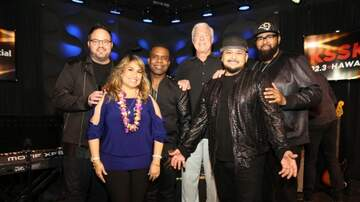Photos - All 4 One Live in the iHeartRadio Music Hall