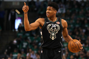 Giannis Antetokounmpo Selected as Team Captain for 2019 NBA All-Star Game