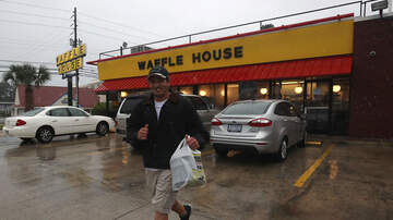 Bill Reed - How come this never happens at Waffle House when I'm there?