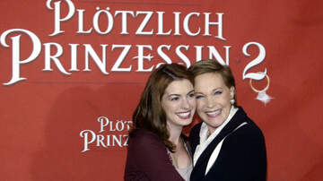 Sisanie - There Is Officially A Script For 'Princess Diaries 3'