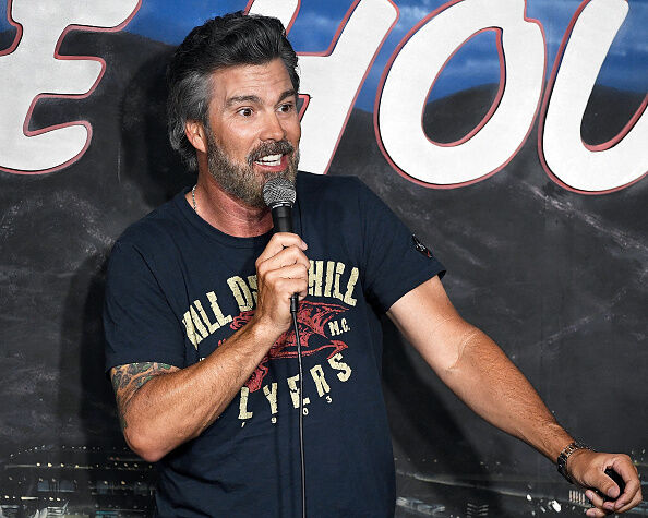 Comedian Cort McCown is at Comedy Store La Jolla this weekend